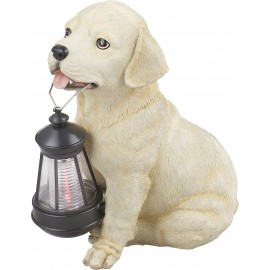 Lampa decorativa Solara LED Catelus Labrador