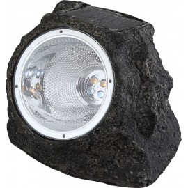 Lampa solara LED in forma de piatra, IP44